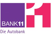 Logo der Bank11 die Autobank
