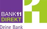 Logo der Bank11 Direkt