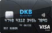 DKV Visa Black Edition
