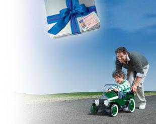 Führerschein Sparen