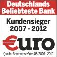 Ing-Diba - beliebteste Bank der Deutschen