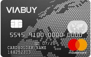 viabuy Prepaid Visa im Test
