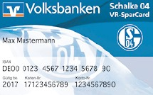 FC Schalke 04 Sparcard